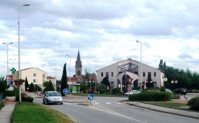 Davezieux centre mairie