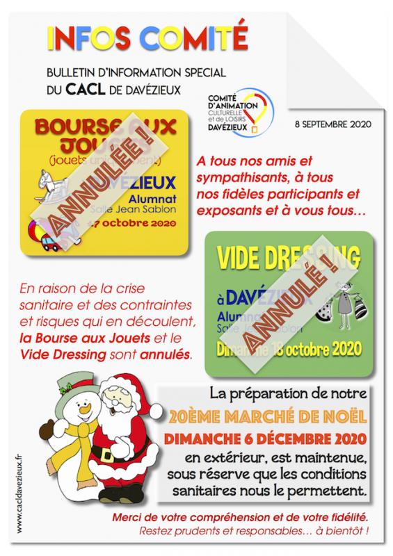 Infos CACL