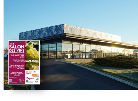 Salon des vins 2020